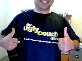 Ugly Couch Show T-Shirt